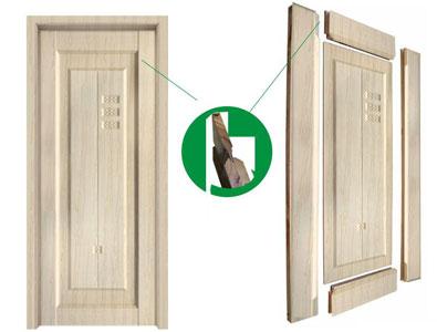 Assembly door