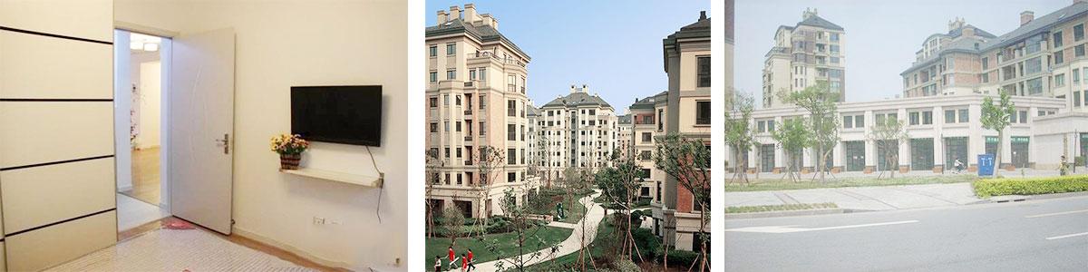 Residential building doors ZhengZhou,China