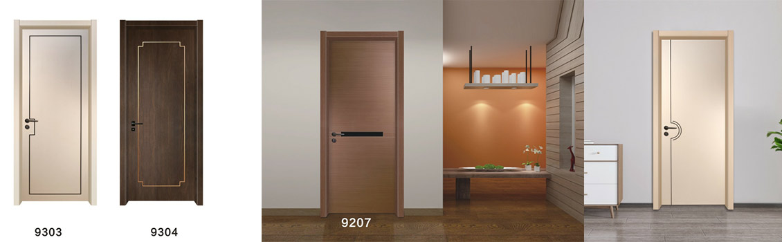 wpc doors manufacturer in China